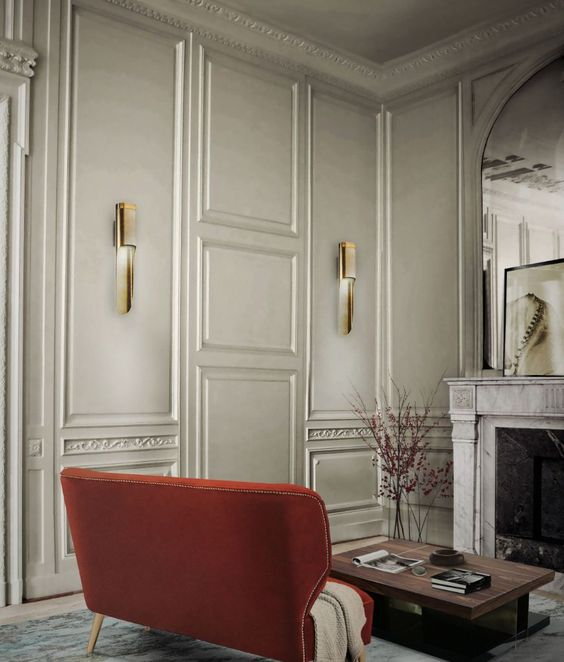 Pantone Winter Colors And Modern Sofa On Pinterest
