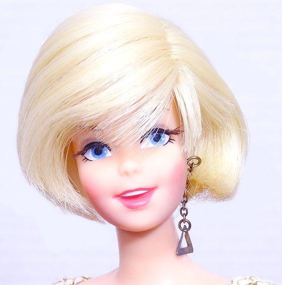 1958 Barbie Doll Francie Casey Case - ImageStack