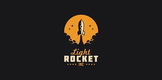 Light Rocket Inc. logo by Widakk