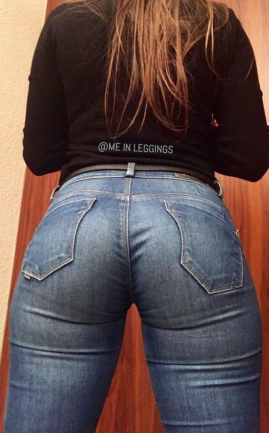Camel toe jeans The 12