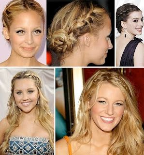 Braid ideas for Summer