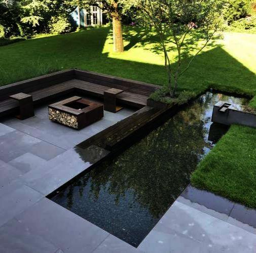 Landscape Gardening Keynsham After Landscape Gardening Kingston Upon Thames Diseno De Paisaje Jardines Rusticos Decoracion De Jardin Rustica