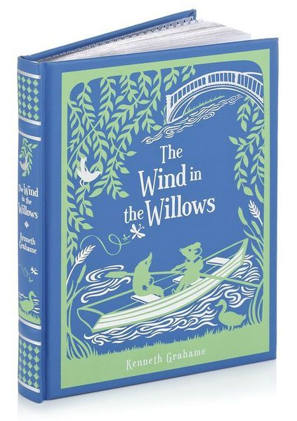 The Wind in the Willows (Barnes & Noble Leatherbound Classics):