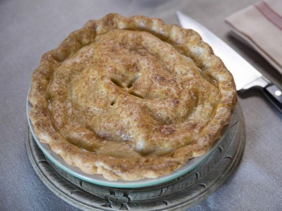 As seen on Farmhouse Rules: Apple Pie with Cheddar Cheese Crust