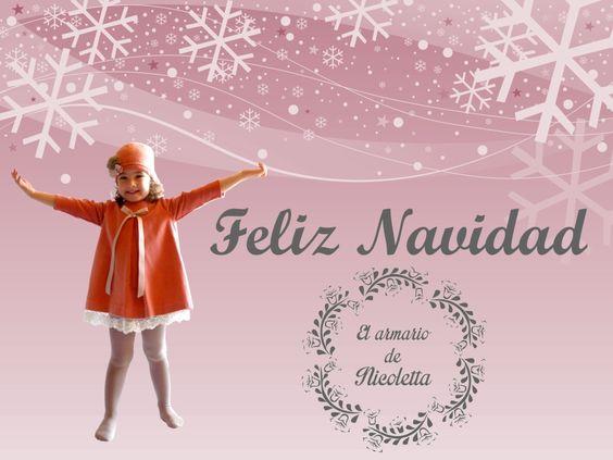 El Armario de Nicoletta felicita la navidad