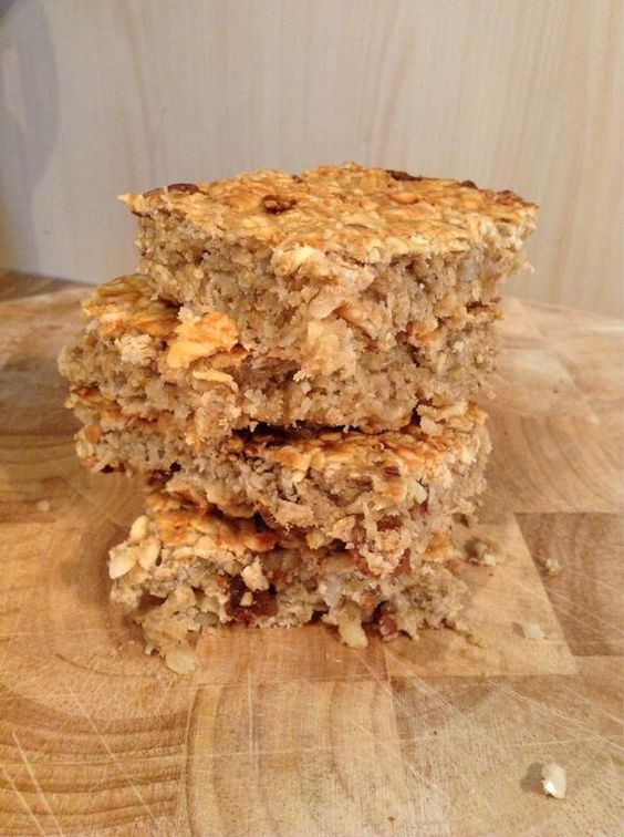 These easy banana nut protein flapjacks are just as the title says, easy to make but absolutely delicious.