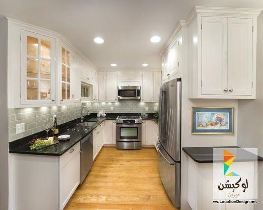 كولكشن مطابخ صغيرة جدا و بسيطة لوكشين ديزين نت Kitchen Design Small Minimalist Small Kitchens Kitchen Remodel Small