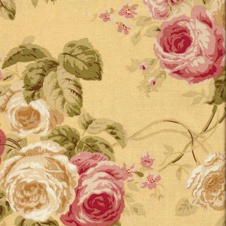 54 wide fabric by the yard richloom bethany spring for Victorian floral fabric