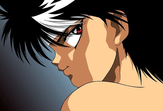 Hiei - Yu Yu Hakusho by ~ClimaxTogether on deviantART