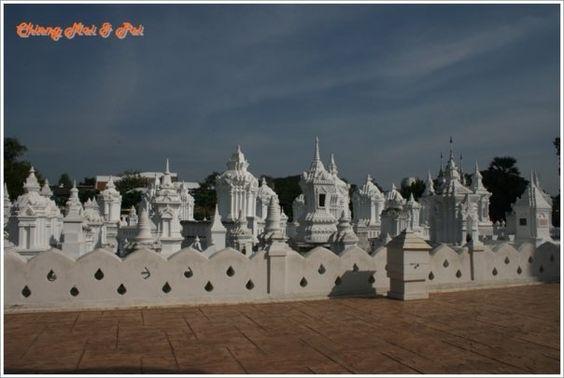 Temple in Chiengmai, Thailand