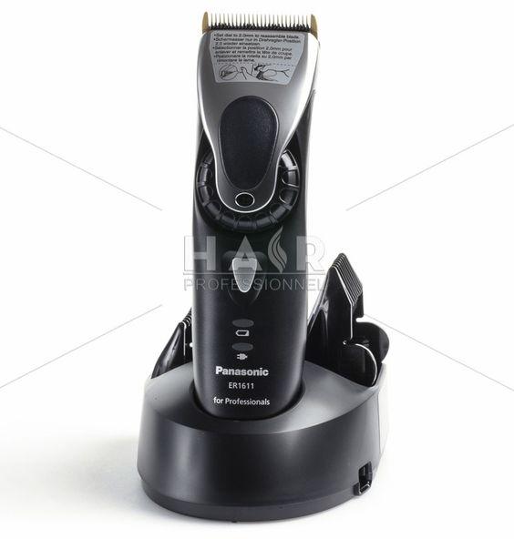 Tondeuse Panasonic ER 1611 : tondeuse professionnelle cheveux et barbe