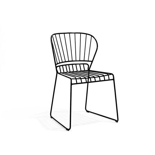 Reso Armchair - Set of 2 - Grey