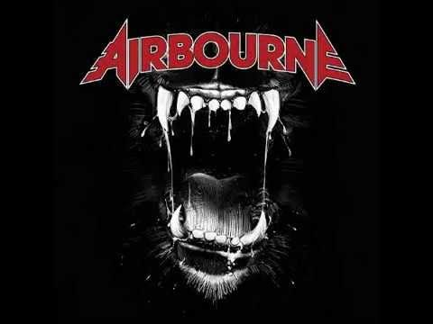 AIRBOURNE - Black Dog Barking (2013) full album