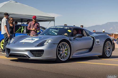Porsche 918 Spyder Weissach | Velocity Photography | Flickr
