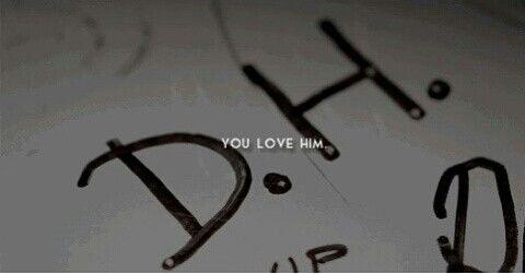 You Love Him