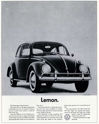 Beetle becomes world's best-selling car in 1972