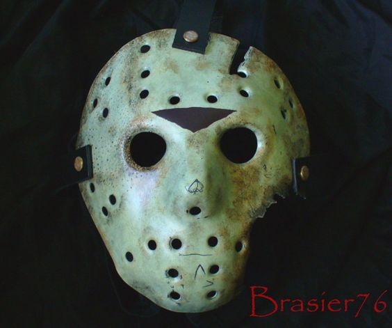 Jason Voorhees Mask Maker - Check out his stuff!!