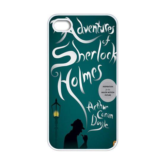 Sherlock Holmes The Adventures iPhone 4[S] Case