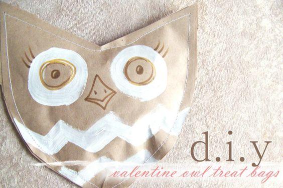 credit: Melissa Bothwell-Inglis [http://needleandnestdesign.blogspot.com/2012/01/diy-valentine-owl-treat-bags.html]