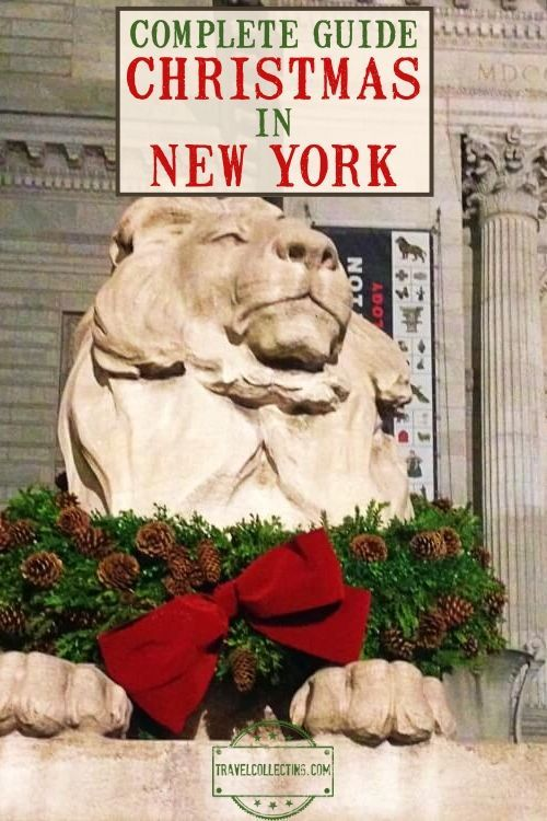 New York Christmas Shows 2020 The Ultimate Guide to Spending Christmas in New York City: A VERY
