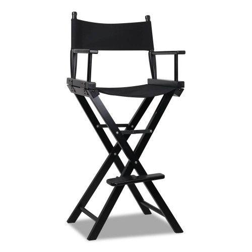Cheap Tall Director Chair Black Directors Chair Bar Stool