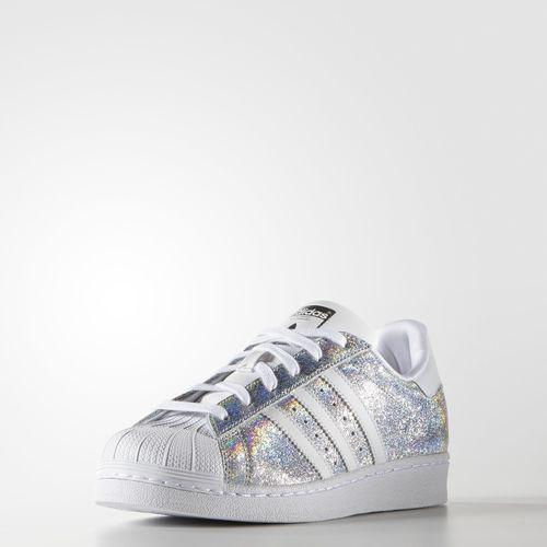 Adidas Superstar Shoes Grey