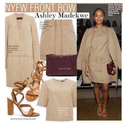Ashley Madekwe