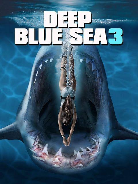 Peliculas Ver Deep Blue Sea 3 Online Deep Blue Deep Blue Sea Blue Sea