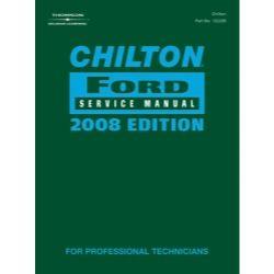 Chilton 2008 Ford Service Manual