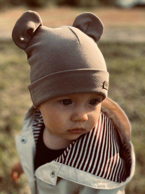 Czapka Dziecieca Ciemny Bez Dresowka Bawelniana Dla Niemowlaka Dla Dziecka Jesienna I Zimowa Newsboy Hats Fashion