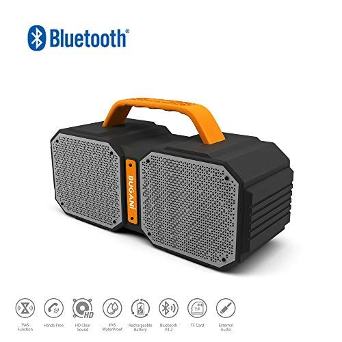 Portable Bluetooth Speakers With Ture Wireless Stereo Function Ultra Bass 30w Outdoor S Cool Bluetooth Speakers Bluetooth Speakers Waterproof Bluetooth Speaker