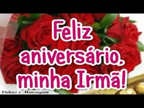 Mensagem De Aniversario De Irma Musica Gospel Yout