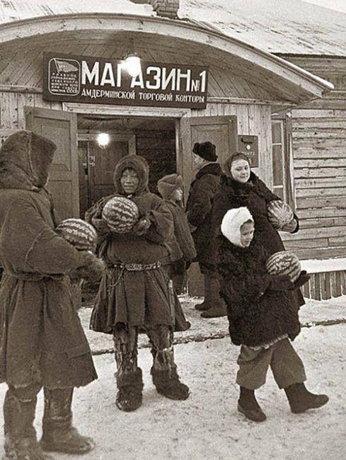 Чудеса советской торговли.