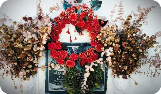 Sure, they're pretty. They're also symbolic! Check out symbolic wreath meaning and make your wreaths pretty AND pertinent.