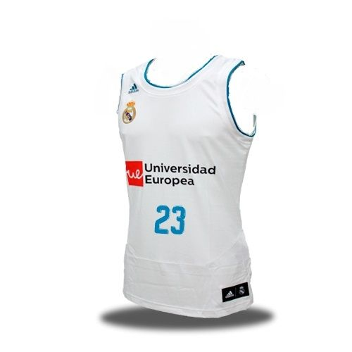 Camiseta Real Madrid Sergio Llull 1 Camisetas Camisetas De Baloncesto Real Madrid