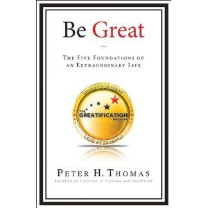 Simple reminders in this book on how to live a GREAT life.