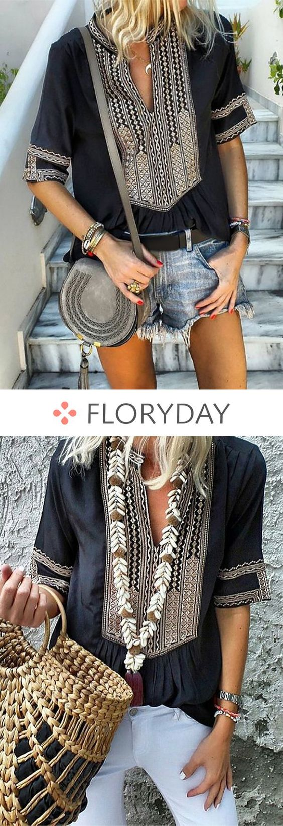 Cool Boho Clothes Style