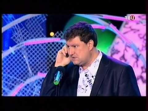 ЮМОРИСТЫ. Юмористический концерт И.Борисовой и А.Егорова (вечер юмора) Ю...