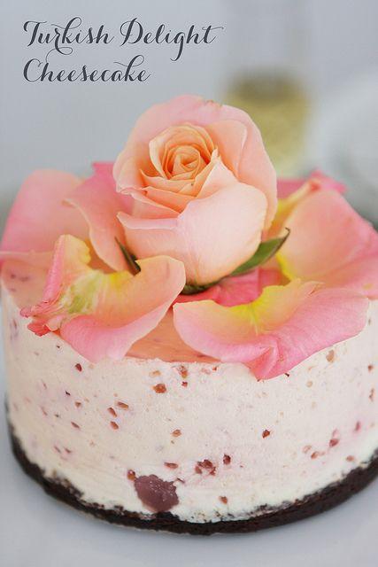 Turkish Delight Cake Secret Recipe