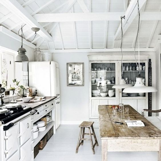 Winter White: Home on the Cornish Coast
