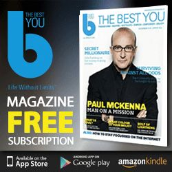 The Best You Magazine http://thebestyoumagazine.co Paul McKenna
