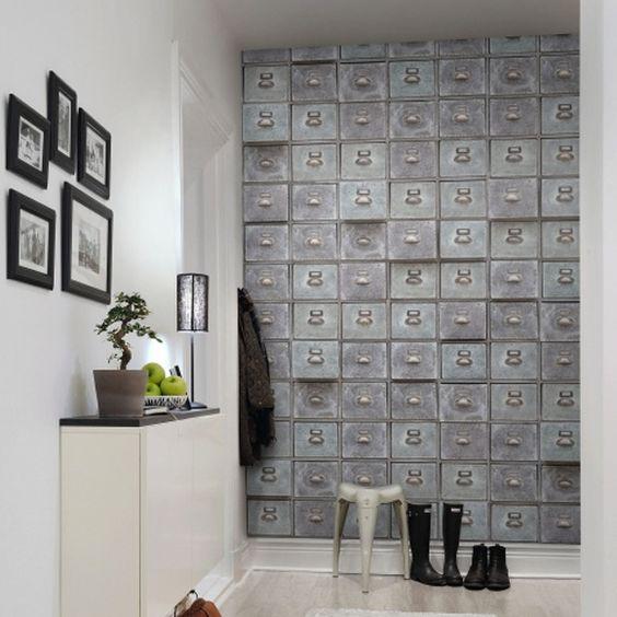 papier peint archiv de rebel walls - Papier Peint Industriel Chambre