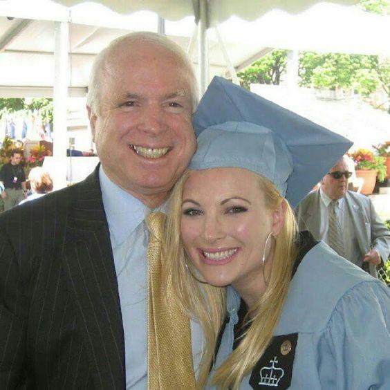 Mccain Daughter: John & Meghan McCain