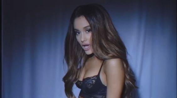 Dangerous Woman -Ariana Grande   Flowy loose curls