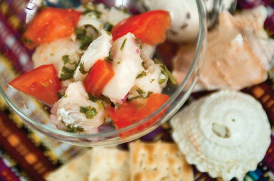 Ceviche: All you need is raw fish, lime juice, and patience - CSMonitor.com