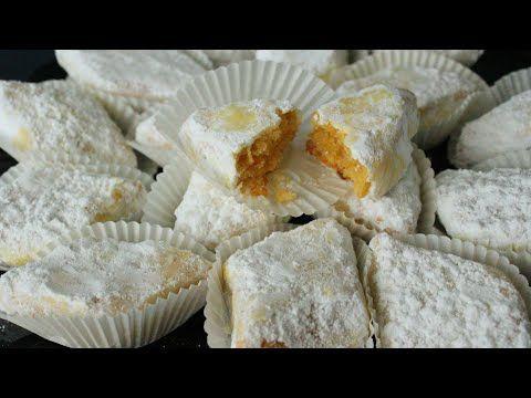 حلويات العيد 2019 سهلة واقتصادية حلوة بوسو لا تمسو Youtube Food Camembert Cheese Cheese