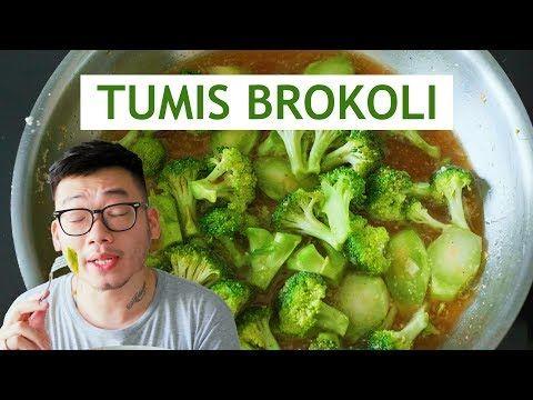 Resep Tumis Brokoli Siapa Bilang Makanan Sehat Gak Enak Youtube Resep Tumis Makanan Sehat