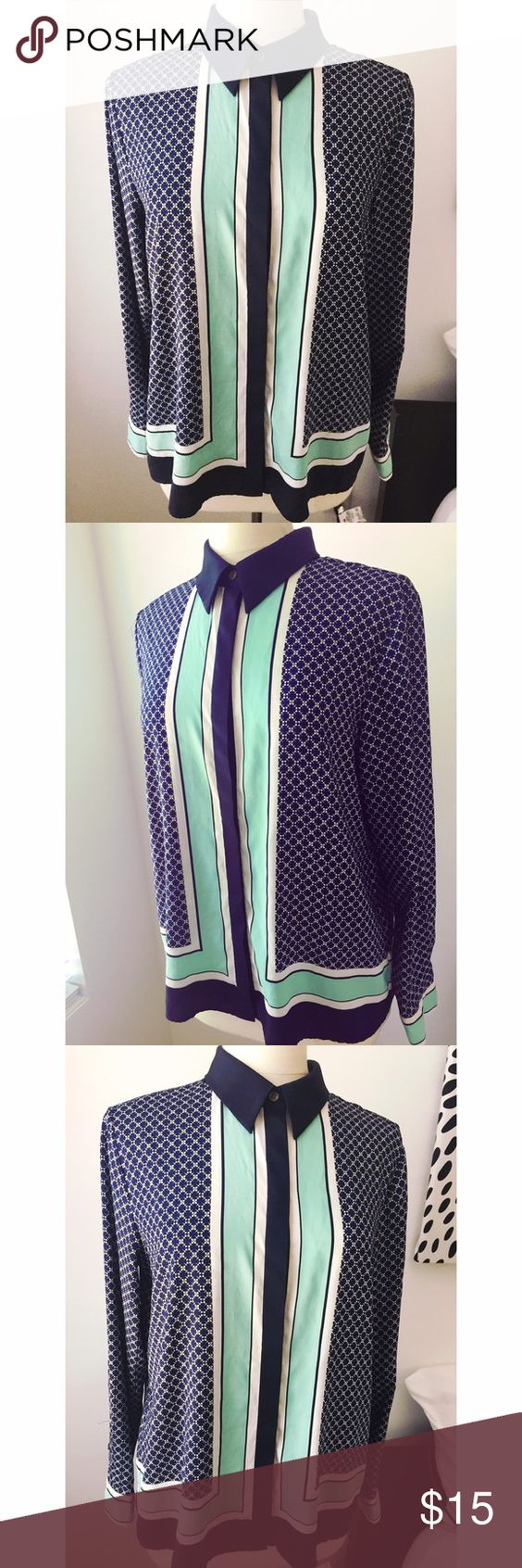 Vince Camuto Blouse Vince Camuto Blouse Tops Blouses