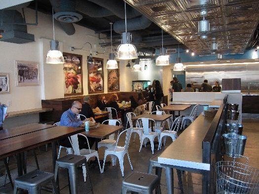 Hot Dog Cafe Centurion