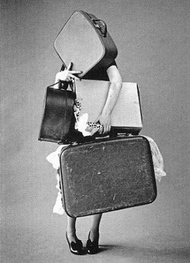 Letting Go-all that emotional baggage weighing you down? Then it's time to do something about it!